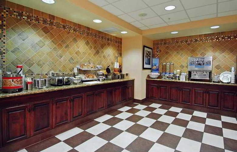 Hampton Inn & Suites Rogers - Restaurant - 7