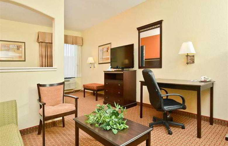 Best Western Greenspoint Inn and Suites - Hotel - 74