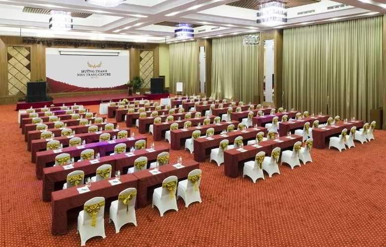 Muong Thanh Nha Trang Centre Hotel - Conference - 5
