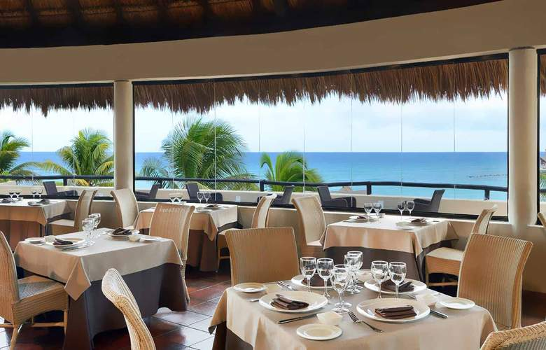 Catalonia Yucatan Beach - Restaurant - 15
