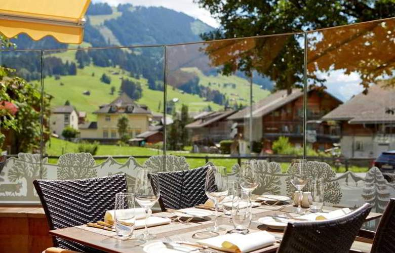 Gstaaderhof Swiss Quality Hotel - Terrace - 8