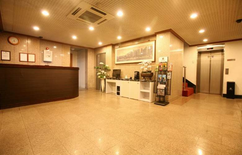 New World Hotel Itaewon - General - 4
