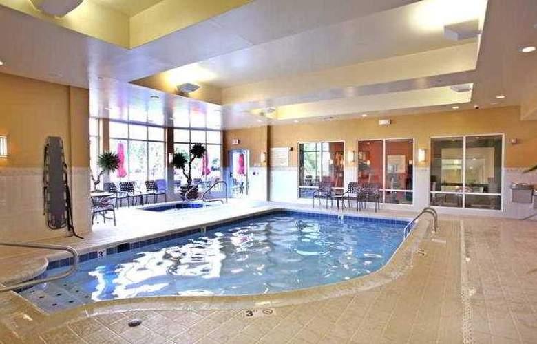 Hilton Garden Inn Cincinnati Blue Ash - Sport - 1