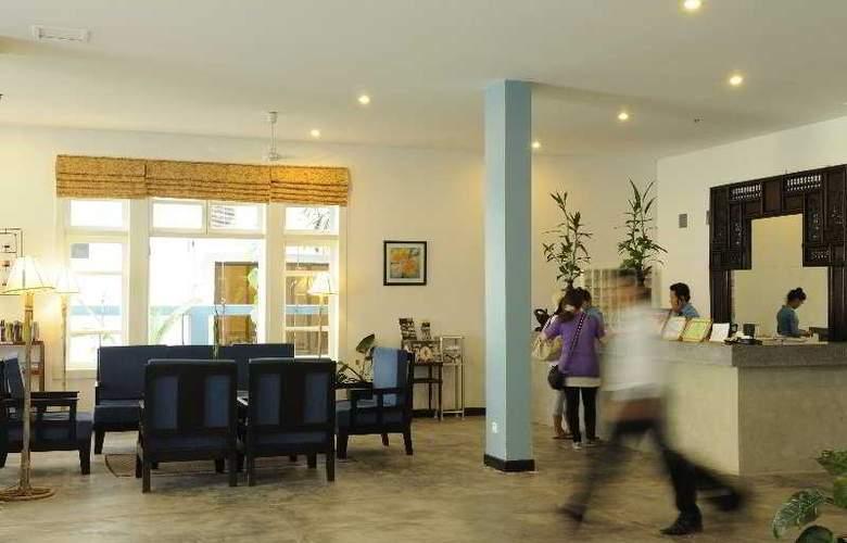Frangipani Villa Hotel Siem Reap - General - 1