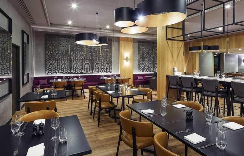 Mercure Hotel Perth - Restaurant - 5