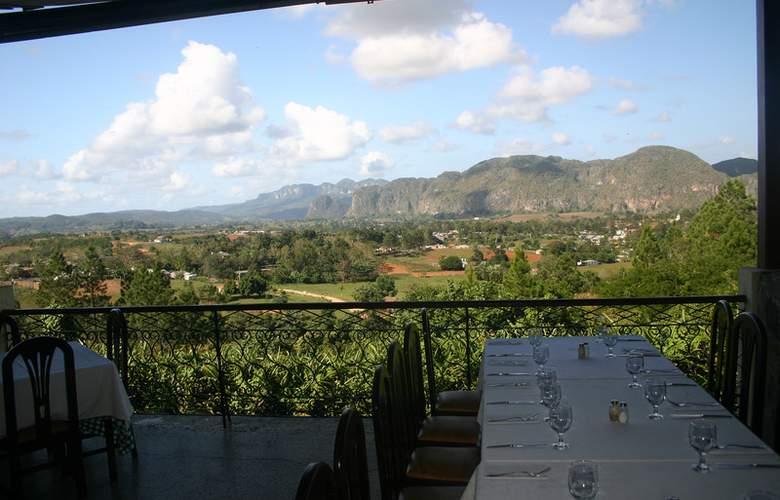 Horizontes La Ermita - Restaurant - 5