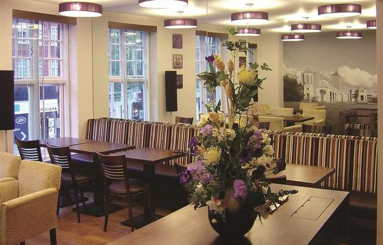 Seraphine Kensington Olympia - Restaurant - 34