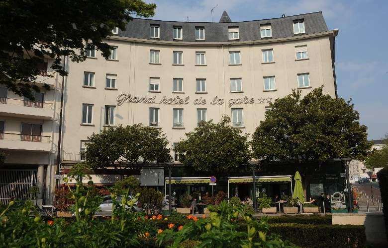Grand Hotel de la Gare - Hotel - 6