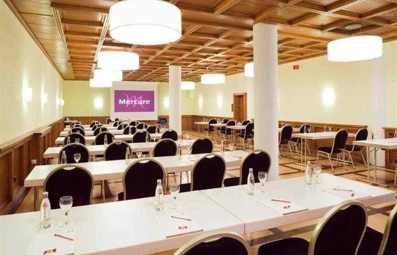 Mercure Hotel am Franziskaner Villingen Schwenningen - Conference - 3