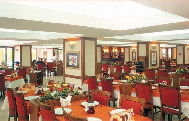 Esra Family Suite - Restaurant - 10