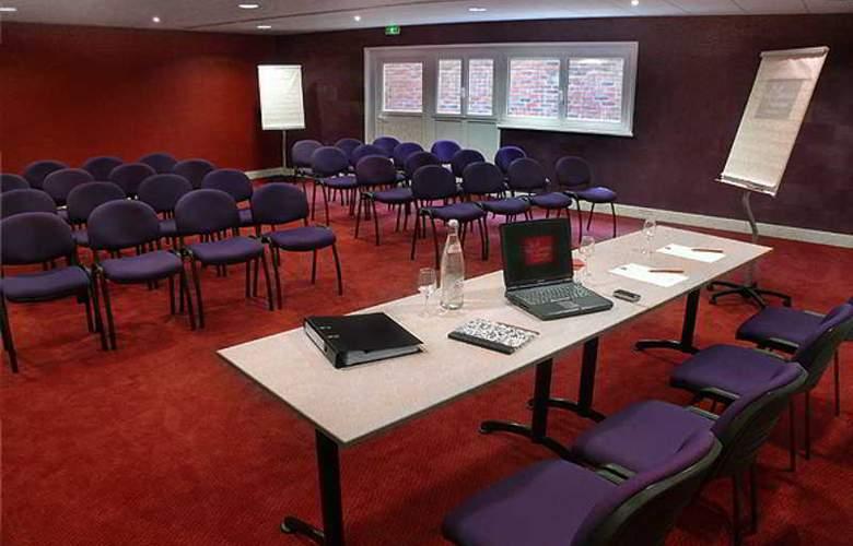 Qualys Hotel la Maison Rouge - Conference - 5