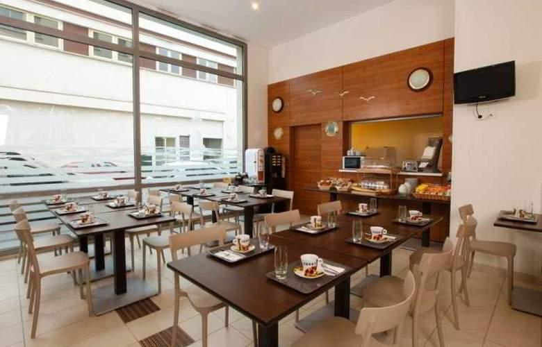 Appart City Paris Clichy Mairie - Restaurant - 1