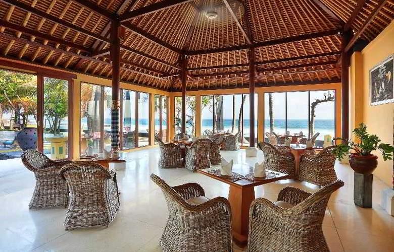 The Nirwana Resort and Spa - Restaurant - 19