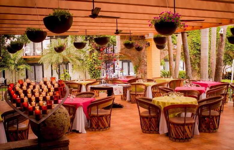 Hacienda Hotel & Spa - Restaurant - 30