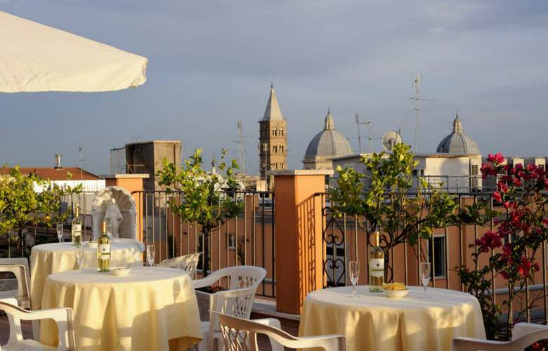 Torino - Roma - Terrace - 6