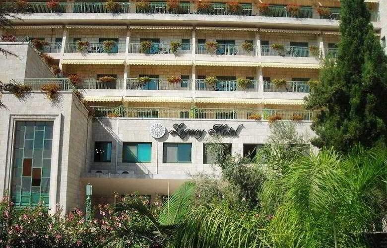 Legacy Hotel Jerusalem - General - 0