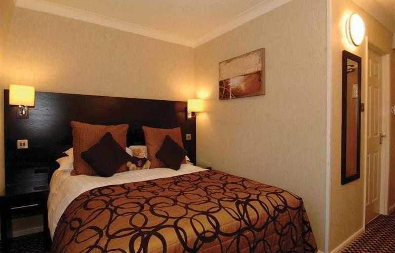 Best Western Premier Leyland - Hotel - 82