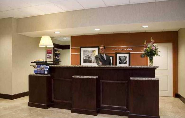 Hampton Inn & Suites Omaha Southwest La Vista - Hotel - 0