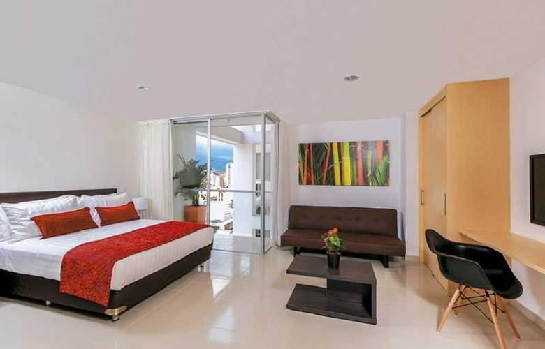 Estelar Apartamentos Bucaramanga - Room - 4