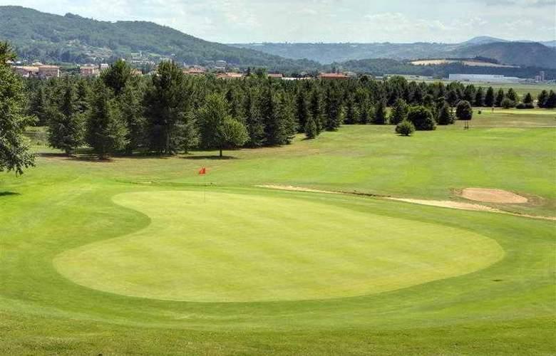 Best Western Hotel Golf D'Albon - Hotel - 4