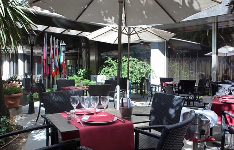 Courtyard Madrid Princesa - Terrace - 3