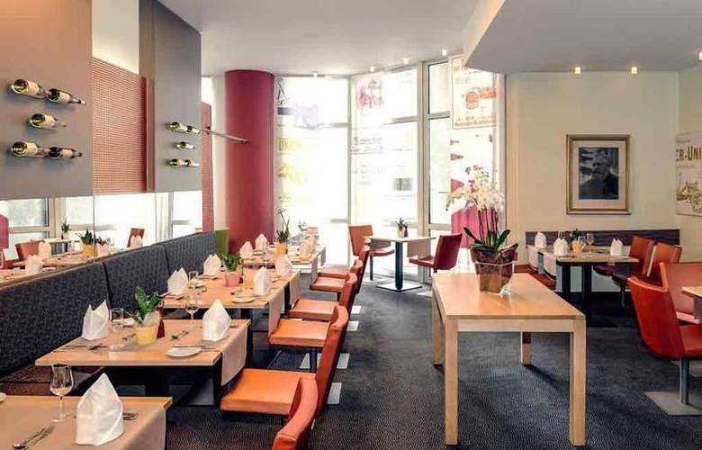Novina Wöhrdersee Nuremberg City - Restaurant - 55