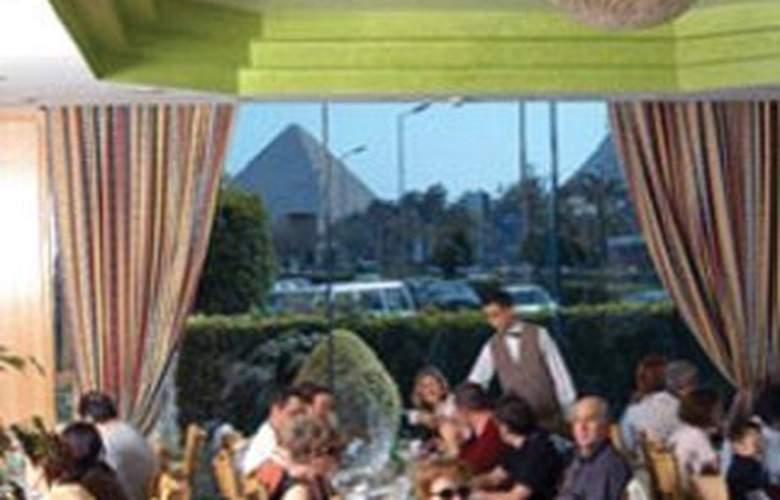 Cairo Pyramids - Restaurant - 2