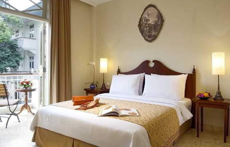 The Phoenix Hotel Yogyakarta MGallery by Sofitel - Room - 11