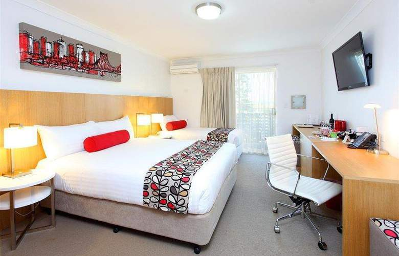 Best Western The Gregory Terrace Brisbane - Room - 31