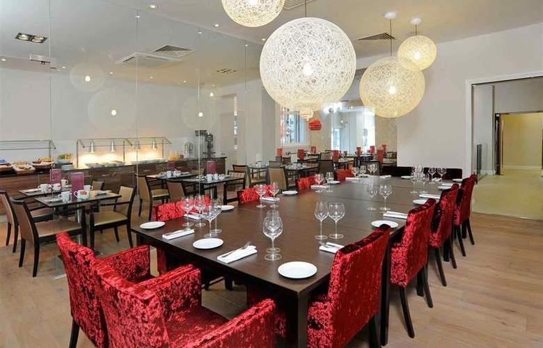 Mercure London Bloomsbury - Restaurant - 47