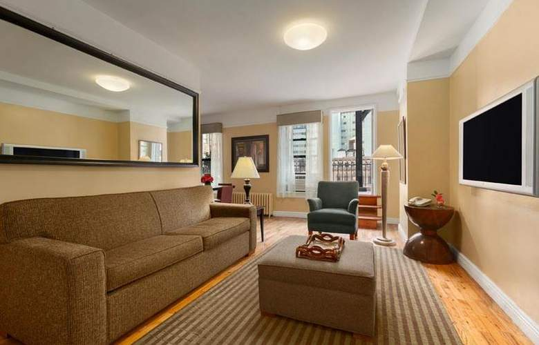 Best Western Plus Hospitality House - Apartments - Room - 103