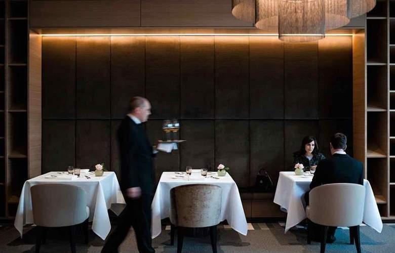 Pullman Basel Europe - Restaurant - 84