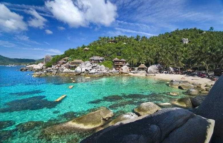 Charm Churee Villa Rustic Resort & Spa - Beach - 7