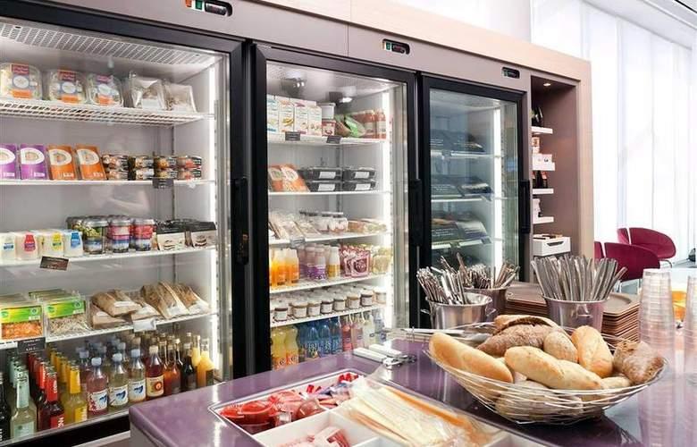 Novotel Suites Paris Nord 18ème - Restaurant - 12