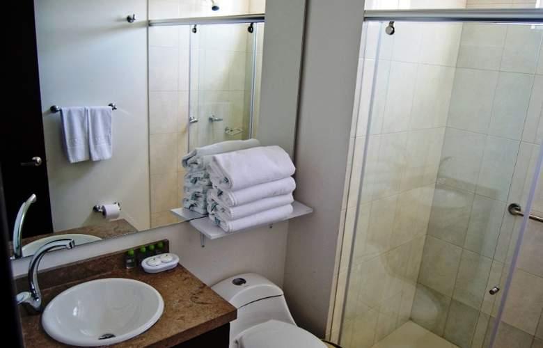 Apartahotel 122 Plaza - Room - 13