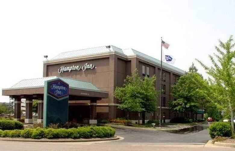 Hampton Inn Memphis-Walnut Grove- Baptist Hospi - Hotel - 0