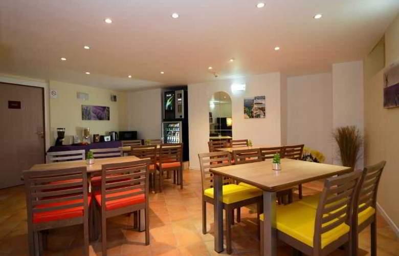 Residence le Palais Rossini - Restaurant - 13