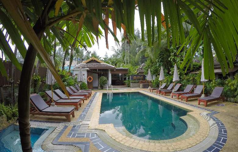 Bangtao Beach Chalet Phuket - Pool - 53