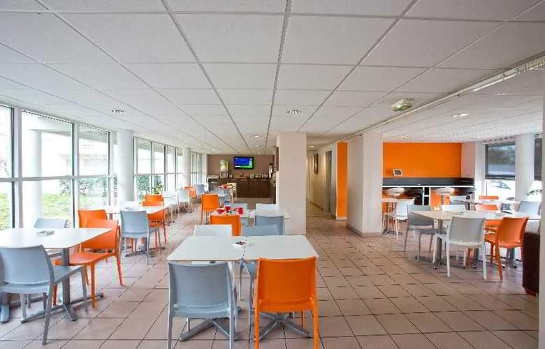 All Suites Appart Merignac - Restaurant - 10