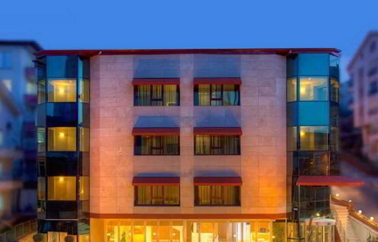 Nesta Boutique Hotel Ankara - Hotel - 2