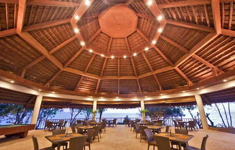 Sumilon Bluewater Island Resort - Restaurant - 2