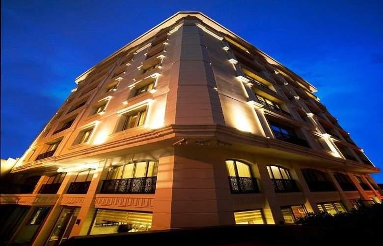 Taba Luxury Suites - Hotel - 3