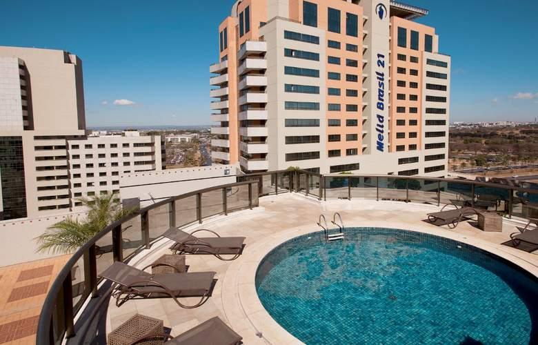 Brasil 21 Suites - Pool - 3
