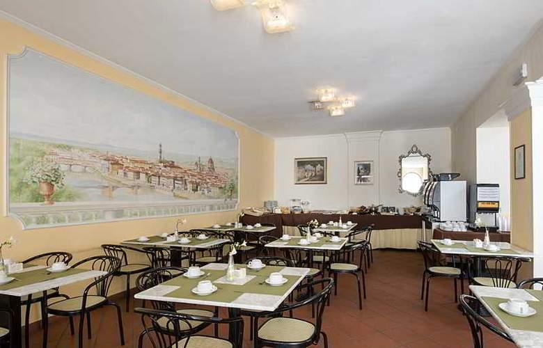 Albergo Firenze - Restaurant - 14