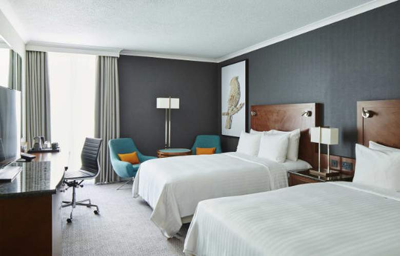 Marriott London Heathrow - Room - 2