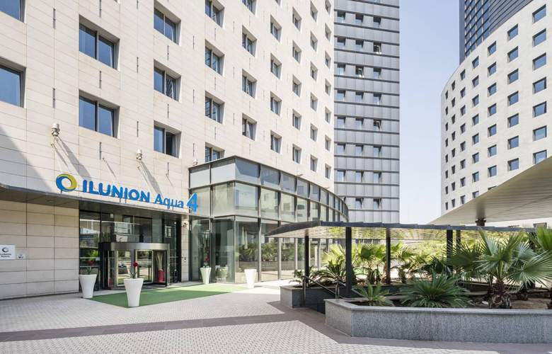Ilunion Aqua 4 - Hotel - 0