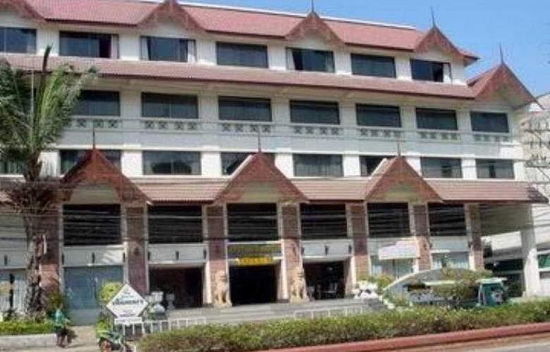Ayothaya Hotel - Hotel - 0