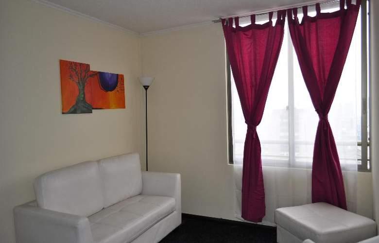 Relen Suites Bellas Artes - Room - 7