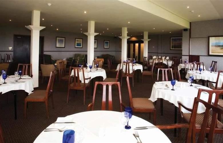 Best Western Dryfesdale - Restaurant - 366