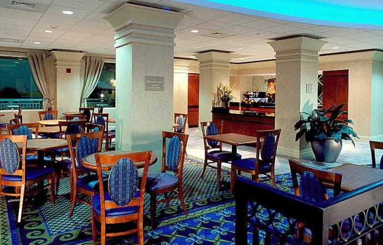 Hampton Inn Ft. Lauderdale Downtown-Las Olas Area - Restaurant - 4